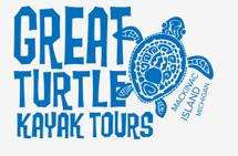 Great Turtle Kayak Tours - Mackinac Island, Michigan