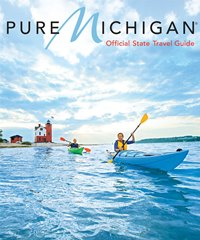 Official 2014 Pure Michigan Tour Guide